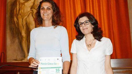 La presentazione dell'evento no slot a Pavia