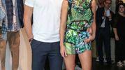 Cecilia Rodriguez e Ignazio Moser per MarkUp (foto Giuseppe Cabras/New Pressphoto)