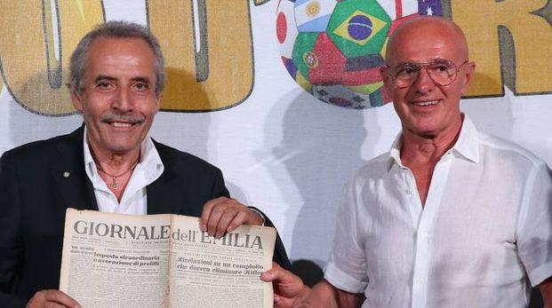 Mario Baldassari e Arrigo Sacchi