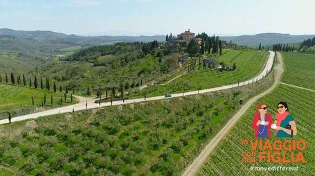 In viaggio con mia figlia - Toscana