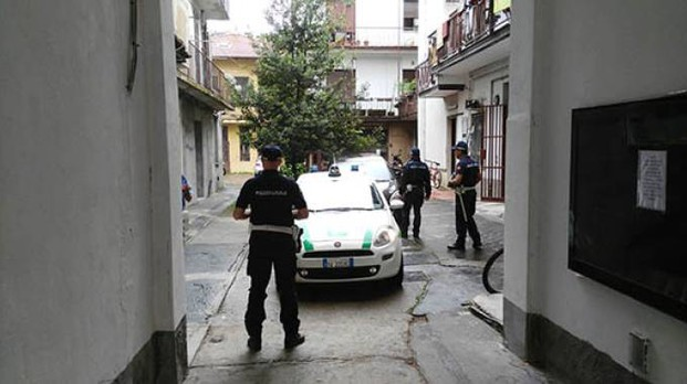 I controlli della polizia locale di Legnano