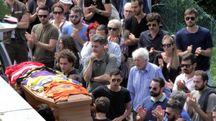 I funerali di Duccio Dini