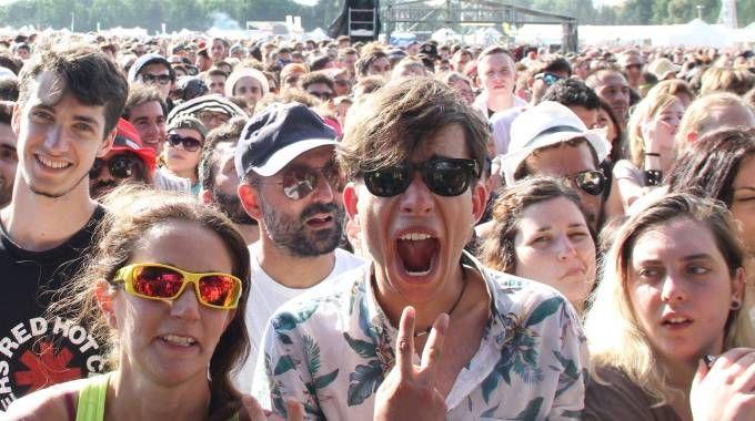 Firenze Rocks Festival (Marco Mori e Tania Bucci/New Press Photo)