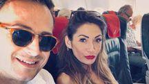 Ida Platano e Riccardo Guarnieri (Instagram)