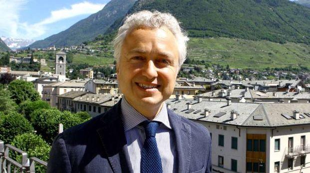 L'avvocato sondriese Nicola Giugni