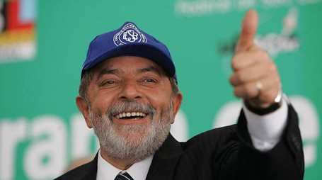 Luis Inacio Lula da Silva (Dire)