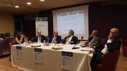 Il tavolo dei relatori (foto Fiocchi)