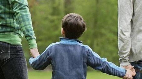 Il bambino si trova in una comunità con la mamma.  Il tribunale dei minori sta valutando se darlo in adozione
