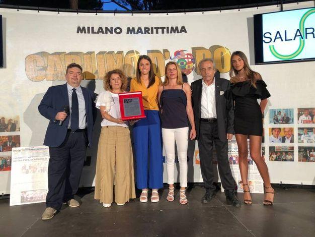 Un successo l'edizione 2018 del Carlino d'Oro che si è svolta come di consueto a Milano Marittima (foto Corelli)