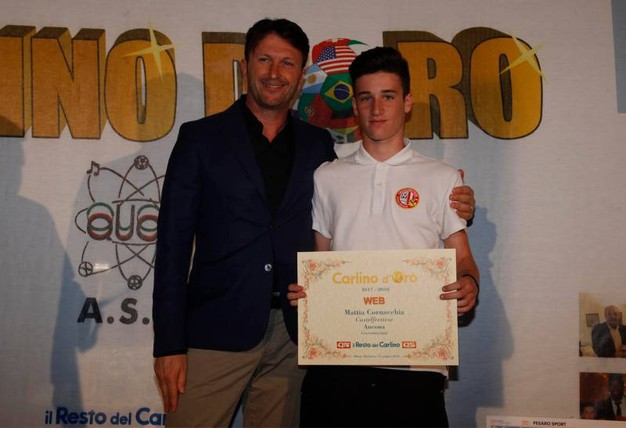 Il premiato web della provincia di Ancona (Foto Corelli)