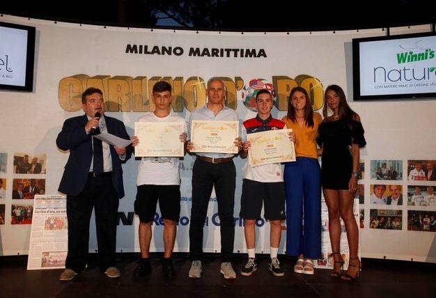 I premiati web della provincia di Macerata, Ascoli e Fermo (Foto Corelli)
