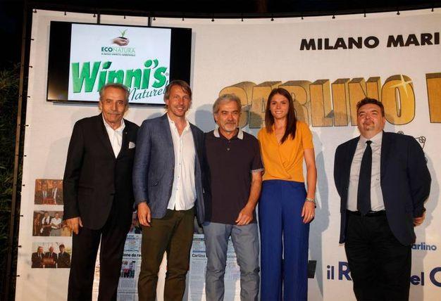 Premio Carlino d'Oro a Milano Marittima (Foto Corelli)