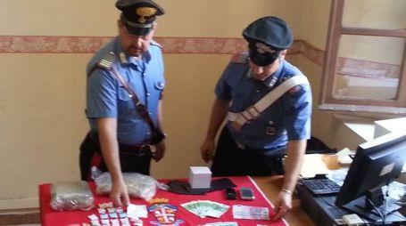 I carabinieri hanno arrestato la 35enne