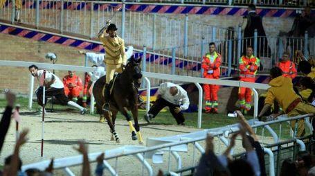 Quintana, trionfo del Cassero (foto Preziotti / IMMAGINI)