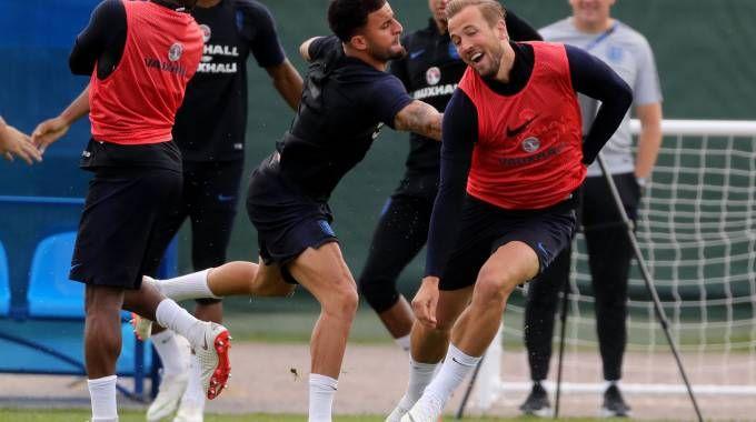 Debutto mondiale in arrivo per l'Inghilterra: alla prima c'è la Tunisia