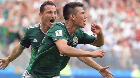 Messico-Germania (Ansa)