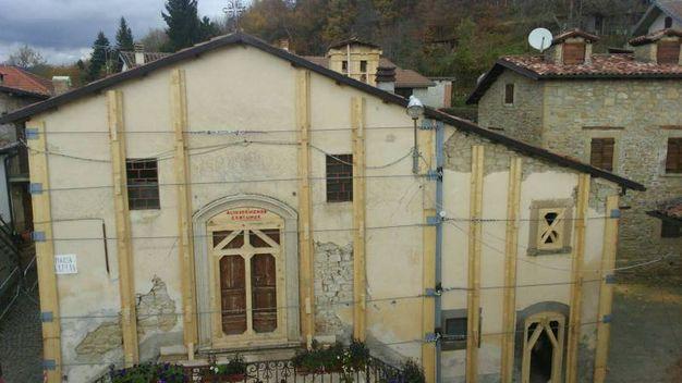 Chiesa di Santa Lucia a Montereale (L'Aquila)