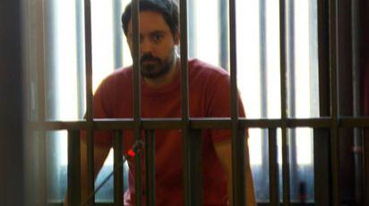 Mattia Del Zotto in Tribunale