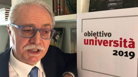 Il professor Mauro Bove