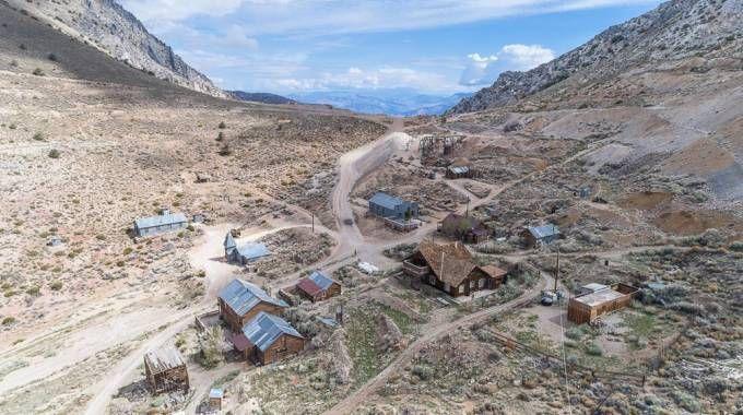 La città fantasma di Cerro Gordo