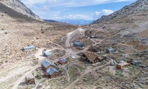 La ghost town del Far West in vendita - Foto: bishoprealestate.com