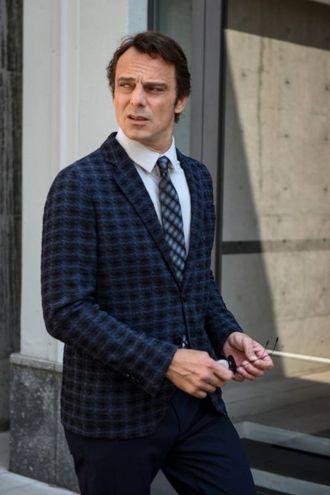 L'attore Alessandro Preziosi (Lapresse)