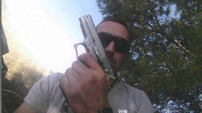 Un selfie di Igor, la foto è stata concessa dal quotidiano 'El Pais'