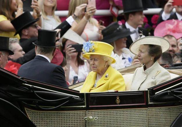 La regina Elisabetta (Ansa)