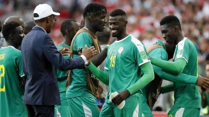 Polonia-Senegal 1-2 (Ansa)