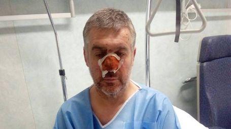 Il commerciante ferito a Pisa nella guerriglia fra stranieri