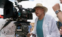 Robert Zemeckis sul set del film 'Allied' – Foto: LaPresse
