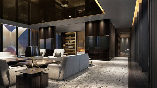 Una suite - Foto: Melco Resorts - Entertainment Limited
