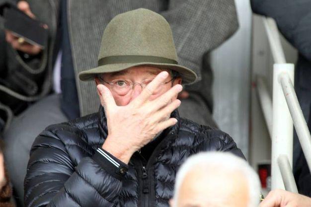 Cesena calcio, Giorgio Lugaresi (foto Ravaglia)