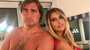 Con il collega Pierluigi Pardo (Instagram)