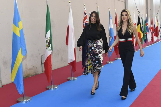 Con Monica Bertini Imagoeconomica)