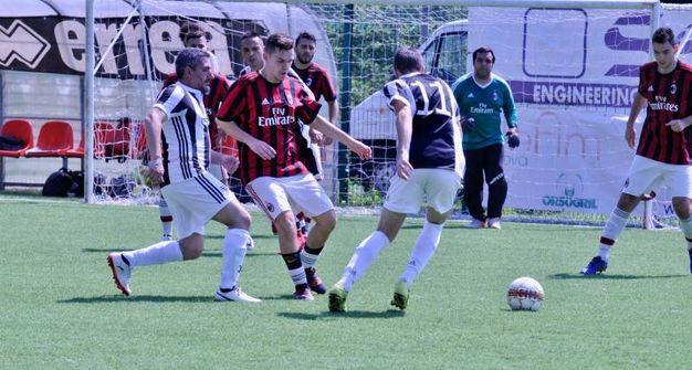 Ponte Lambro, la sfida tra Briantea84 e Juventus
