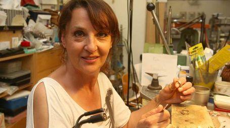 Alessandra Damiani (foto Di Pietro)