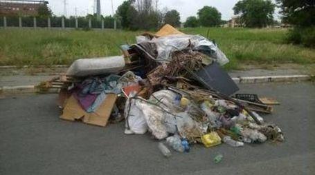 Continua l'abbandono selvaggio di rifiuti a Grosseto