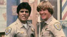 I CHIPs: Frank 'Ponch' Poncherello e Jonathan 'Jon' Baker
