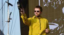 Liam Gallagher sul palco degli I-Days