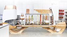 Lo chef robot che prepara gli hamburger - Foto: creator.rest
