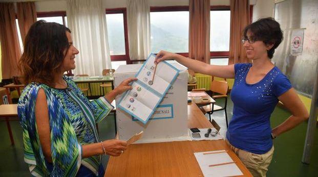 Elezioni comunali, foto di repertorio (Ansa)