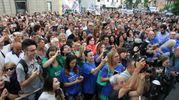 Matteo Salvini a Campi Bisenzio per sostenere Maria Serena Quercioli (Fotocronache Germogli)