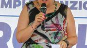 Campi Bisenzio, la candidata del centro destra Maria Serena Quercioli (Fotocronache Germogli)