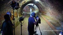 Le telecamere di Superquark nei sotterranei di Bologna