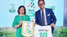 Il nuovo sponsor della Serie B (Lapresse)