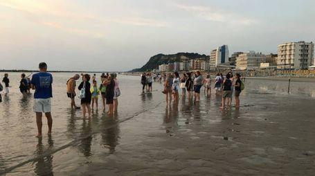 Alba in spiaggia, l'edizione dello scorso anno