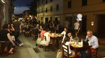 Notte bianca a Grassina (foto Germogli)