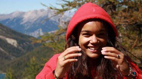 Cedella Roman, 19 anni, fermata perché aveva sconfinato facendo jogging (facebook)