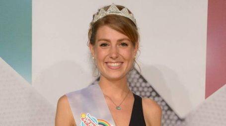 Flavia Midollini è Miss Arcobaleno d'Estate 2018